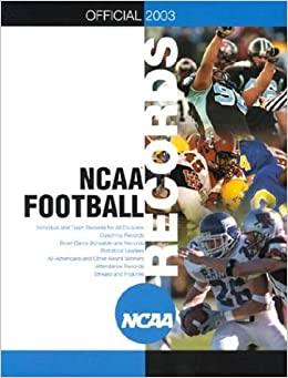 ncaa football records fbs football schedule