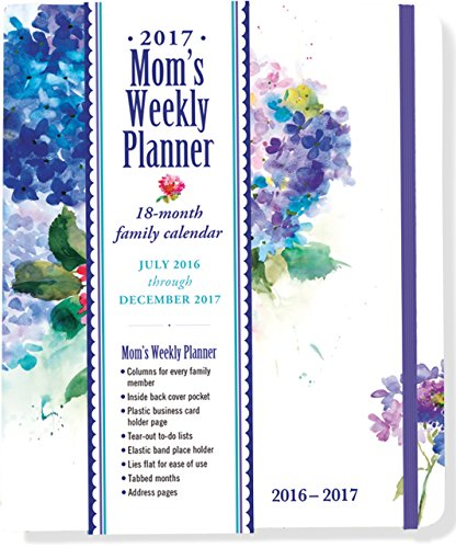 2017 Mom Organizing Calendars She Needs For A Great Year