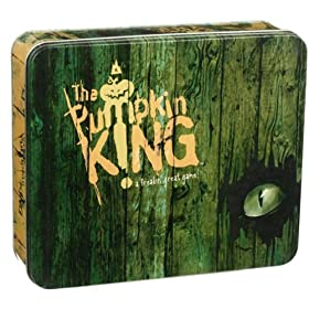 The Pumpkin King board game!