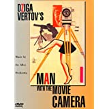Man with the Movie Camera ~ Mikhail Kaufman