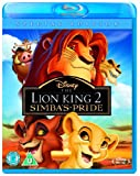 The Lion King 2 - Simba's Pride [Blu-ray] [Region Free]