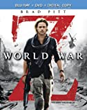World War Z (Blu-ray + DVD + Digital Copy) (Bilingual)