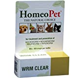 HomeoPet Wrm Clear 15ml