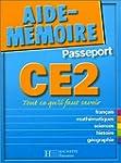 Aide-M�moire Passeport : CE2 - 8-9 ans