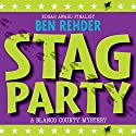 Stag Party: Blanco County Mysteries, Book 8 Audiobook by Ben Rehder Narrated by Robert King Ross
