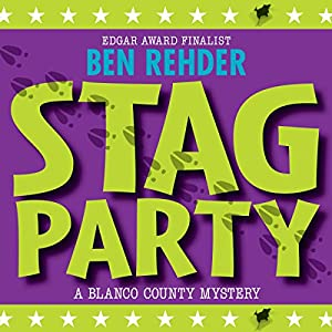 Stag Party Audiobook