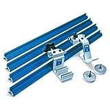 Kreg KMS8000 Precision Trak and Stops Kit (Color: Blue)
