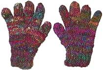Recycled Silk Sari Gloves