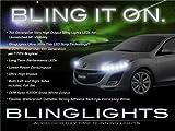 Mazda Protege5 Familia Protege 323 LED DRL Head Light Strips Daytime Running Lamps Kit