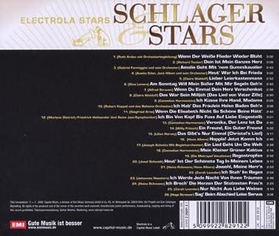 Schlager & Stars:die 20er & 30er Jahre