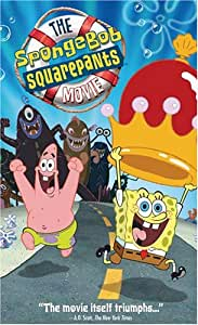 The Spongebob Squarepants Movie [VHS]