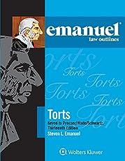Torts Prosser Wade Schwartz Kelly and Partlett (Emanuel Law Outlines)