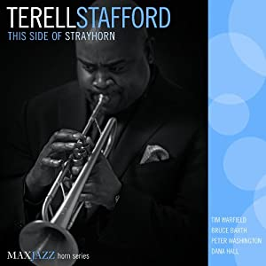 Terell Stafford - This Side of Strayhorn cover