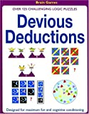 img - for Devious Deductions: Over 125 Challenging Logic Puzzles (Brain Games (Unnumbered)) book / textbook / text book