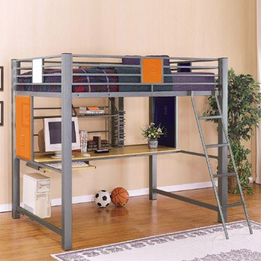 Full Size Loft Bed