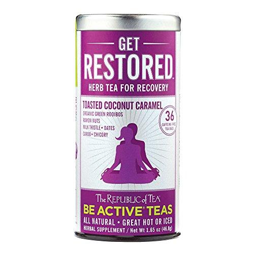 The Republic Of Tea Be Active Green Rooibos Tea, Get ...