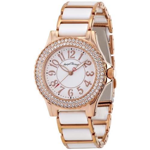 [エンジェルハート]Angel Heart 腕時計 WL33CPGZ ラブスポーツ ホワイト レディース