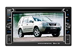 See Crusade Car DVD Player for Nissan Qashqai 2007-2010 Suv 2011- Support 1080p,iphone 5s Usb/sd/gps/fm/am Radio 8 Inch Hd Touch Screen Stereo Navigation System+ Reverse Car Rear Camara + Free Map Details