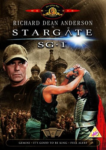 Stargate SG-1 :Series 8 – Vol. 41 [DVD]