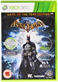Batman Arkham Asylum Game Of The Year Edition - Classics (XBOX 360) [Import UK]