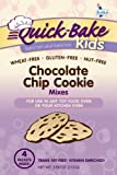 GF Chocolate Chip Cookie Mix - For Toy Ovens!