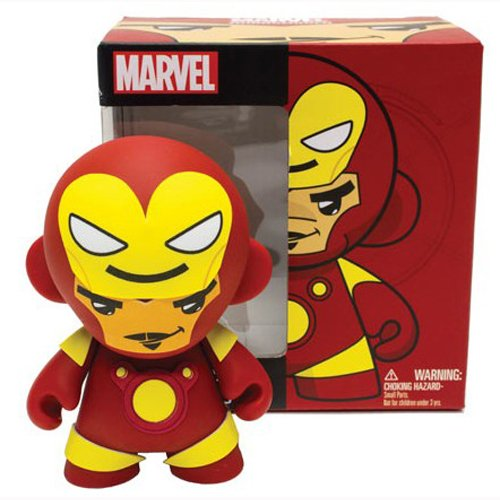 Kidrobot Marvel Munny: Ironman Action Figure