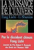 echange, troc Lizhi Fang, Shuxian Li - La naissance de l'univers