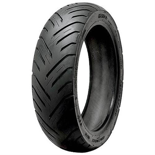 Kenda K676 RetroActive Tire - Rear - 130/90B-16 , Position: Rear, Rim Size: 16, Tire Application: Sport, Tire Size: 130/90-16, Tire Type: Street, Speed Rating: V, Tire Construction: Bias 133H1009 vacuum tire 6 layer 130 90 15