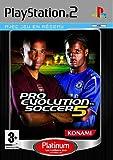 echange, troc PES 2005 : Pro Evolution Soccer - platinum