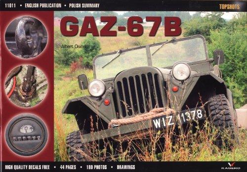 Kagero Books GAZ-67B Topshots 11011A Book