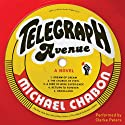 Telegraph Avenue: A Novel (       UNABRIDGED) by Michael Chabon Narrated by Clarke Peters
