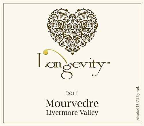 2011 Longevity Livermore Valley Mourvedre