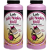 Anti Monkey Butt Lady Powder 6 oz. - 2 Pack