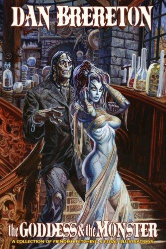 Dan Brereton: The Goddess & The Monster HC