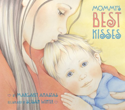 Mommy'S Best Kisses Board Book front-594010
