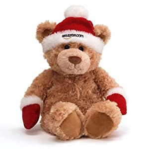 Gund 2012 Amazon Collectible Bear by Gund