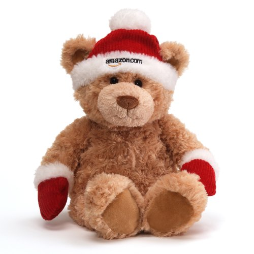Gund 2012 Amazon Collectible Bear