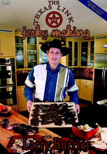 The Texas Link To Jerky Making Dvd