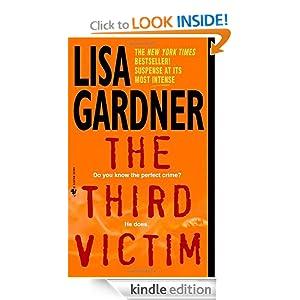 The Third Victim (Quincy / Rainie) Lisa Gardner