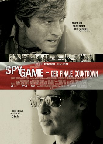 Spy Game - Der finale Countdown [VHS]
