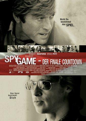 Spy Game - Der finale Countdown [VHS]
