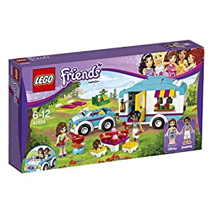 2X LEGO Friends 41034: Summer Caravan