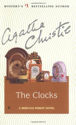 Cover of The Clocks (Hercule Poirot)