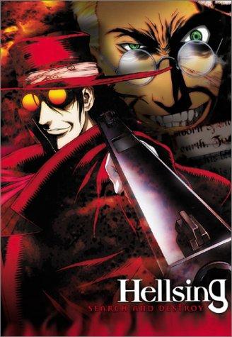 Hellsing 3: Search & Destroy [DVD] [Region 1] [US Import] [NTSC]