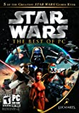 Star Wars: The Best of PC (Empire at War, Knights of the Old Republic, Star ....