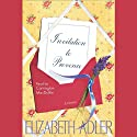 Invitation to Provence (       UNABRIDGED) by Elizabeth Adler Narrated by Carrington MacDuffie