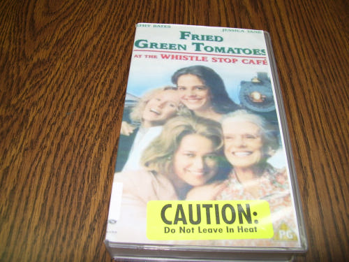 Constance Shulman Fried Green Tomatoes