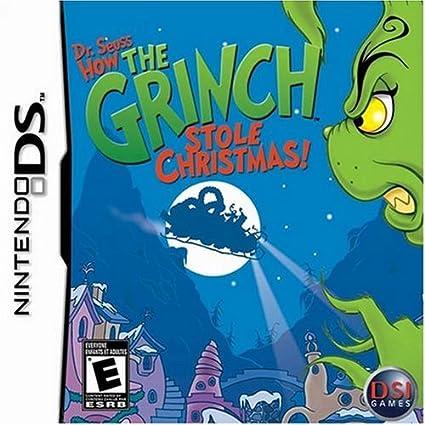 Dr Seuss How the Grinch Stole Christmas
