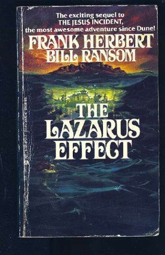 Image for Lazarus Effect