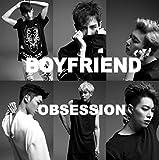 BOYFRIEND OBSESSION [2nd mini Album] (韓国盤)(BOYFRIND特別特典付)(ワンオンワン店限定)